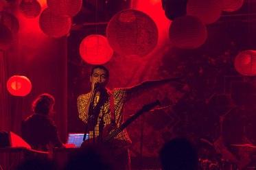 Donn Bhat + Passenger Revelator live at Blue Frog