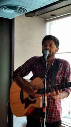 Akash Vincent - live at Depot29